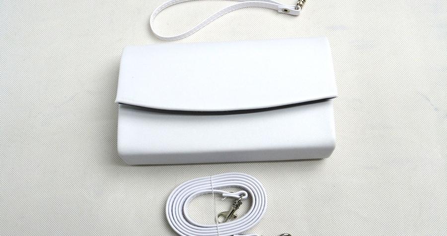 Női táska  VIA 55 női alkalmi táska V1170 White 24f8091735